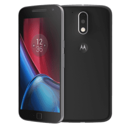 Motorola Moto G4 Plus černý