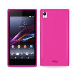 Puro silikonový kryt pro Sony Xperia Z2 (růžové)