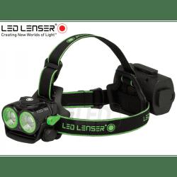 LED Lenser Xeo 19R Grn, LED čelovka