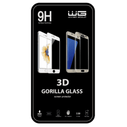 Winner iPhone 7 černé 3D ochranné sklo