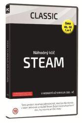 Steam Classic náhodný klíč k PC hře