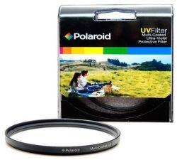 Polaroid UV MC 62mm UV filtr vícevrstvý