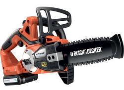 Black&Decker GKC1820L20 Aku řetězová pila, AKU 18V/2,0AH