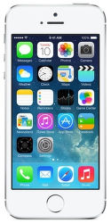 Apple iPhone 5s 16GB stříbrný