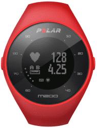Polar M200 červené