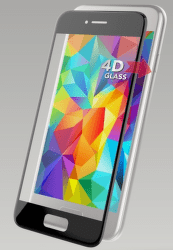 Sturdo 4D ochranné sklo Huawei P10 černé