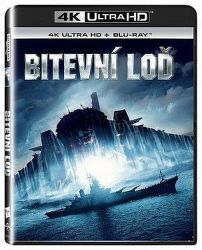 Bitevní loď - 2xBD (Blu-ray + 4K UHD film)