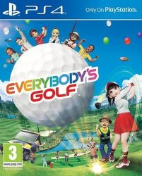Everybody´s Golf - PS4 hra