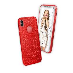 SBS Sparky pouzdro pro Apple iPhone X a Xs, červená