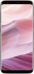 Samsung Galaxy S8 růžový