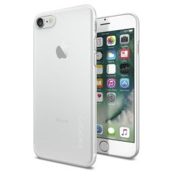 Spigen iPhone 7/8 Case Air Skin transparentní