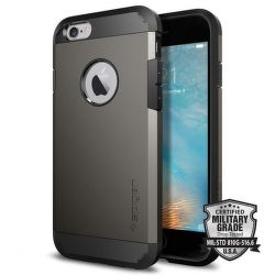 Spigen iPhone 5/5S/SE Case Tough Armor, šedá