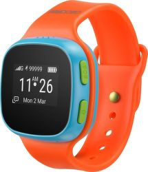Alcatel MoveTime Track&Talk oranžovo modré