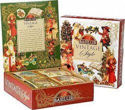 Basilur Vintage Assort čaj (75g)