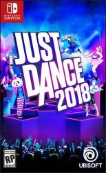 Just Dance 2018 - Hra na Nintendo Switch