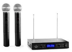 Malone VHF-400 Duo 1 bezdrátový mikrofonní set
