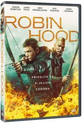 Magic Box Robin Hood DVD film