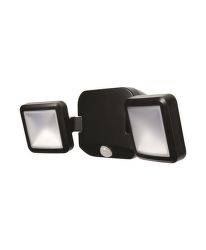 Osram LED Spotlight Double BLK