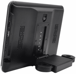 Carneo A10 černý multimediální přehrávač do auta
