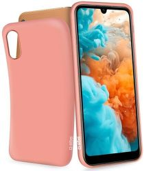 SBS gumové pouzdro pro Huawei Y6 2019, růžová