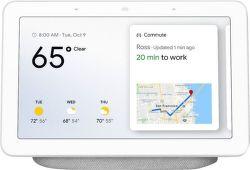 Google Home Hub Chalk bílý