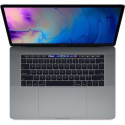 Apple MacBook Pro 15 Retina Touch Bar i7 256GB (2019) MV902CZ/A vesmírně šedý