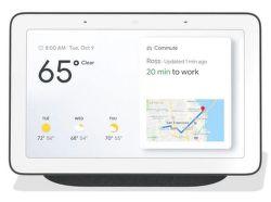 Google Home Hub černý
