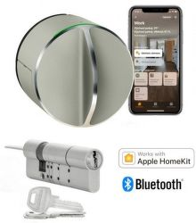 Danalock V3 set – chytrý zámek a cylindrická vložka – Bluetooth & HomeKit