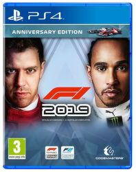F1 2019 Anniversary Edition PS4 hra