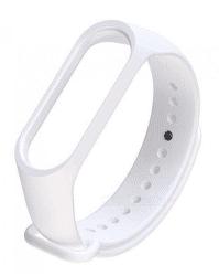 Xiaomi Mi Band 3 a Mi Band 4 řemínek, bílá