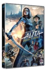 Alita: Bojový Anděl - DVD film