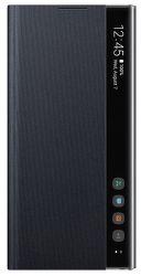 Samsung Clear View pouzdro pro Samsung Galaxy Note10+, černá