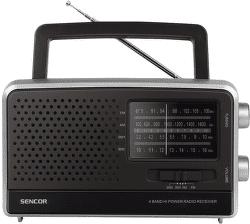 Sencor SRD 2806 černé