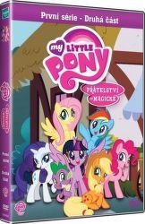 My Little Pony: Přátelství je magické 1. série - 2. část DVD