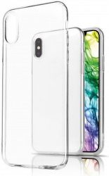 Aligator Transparent pouzdro pro Samsung Galaxy A7 2018, transparentní