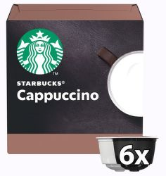 Starbucks Cappucino (12ks)