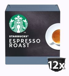 Starbucks Espresso Roast (12ks)