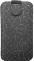 Fixed Soft Slim pouzdro vel. 6XL s motivem Grey Mesh