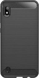 Winner Carbon pouzdro pro Samsung Galaxy A10, černá