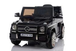SparkTech Mercedes Benz AMG Class G elektrické autíčko černé