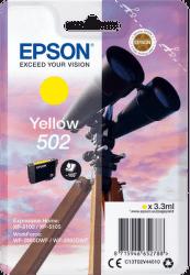 Epson 502 žlutý