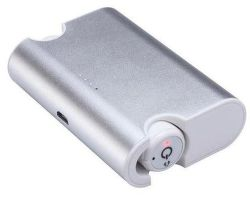 Platinet PM1080 bezdrátová sluchátka, bílá