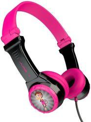 JLab JBuddies Folding růžová dětské sluchátka