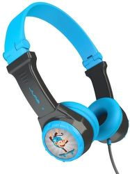 JLab JBuddies Folding modrá dětské sluchátka