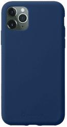 CellularLine Sensation silikonové pouzdro pro Apple iPhone 11 Pro Max, modré