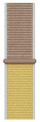 Apple Watch 44 mm sportovní provlékací řemínek, hnědobéžový