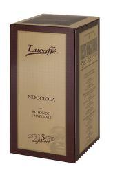 Lucaffé Nocciola podová káva (18ks)