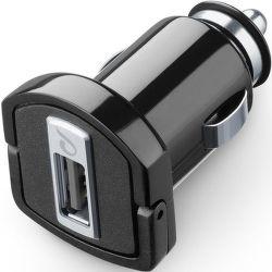 CellularLine Ultra 1x USB nabíječka 10W, černá