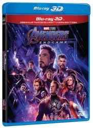 Avengers: Endgame 3D + 2D BD film