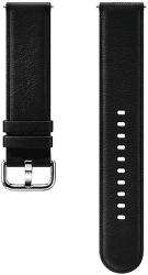 Samsung kožený řemínek pro Samsung Galaxy Watch Active2 černý